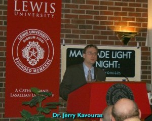 Dr. Jerry Kavouras